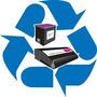 Reciclado Recarga De Cartuchos Hp 675 Negro Y Color