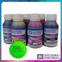 Tinta Para Impresoras Epson L210 L355 L800 L200 100cc