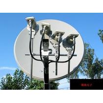 Kit P/ Lnb - 4 Sat En 1 Antena Universal Fta Azamerica Freii