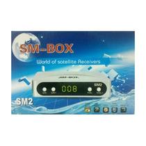 Receptor Satelital Fta Smbox Sm2 Envio Gratis!!