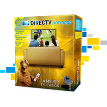 Kit Directv Prepago - Tv Satelital Autoinstalable