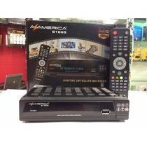 Azamerica S1005 Full Hd Hdmi Fta Wifi Azbox Thunder Oferta!!