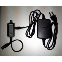 Amplificador Señal Antena Booster Tda Aire/cable Con Fuente