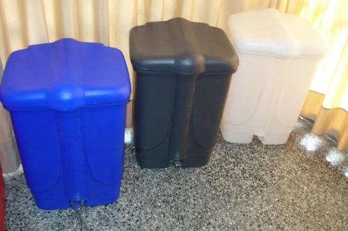 Recipiente Para Residuos, Tacho De Basura Con Pedal