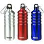 Botella Aluminio Waterdog 1000 Cc Mosqueton Deportes