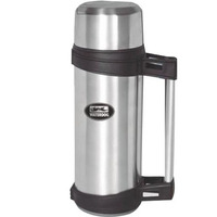 Termo Waterdog 1,8 Lts Inoxidable Rinde Frio Calor Mate Cafe