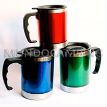 Vaso Termico Travel Jarro Mug Ideal Para Camping Pesca Playa
