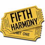 Entradas Fifth Harmony Fila 1 Y 2 Vip Luna Park 100% Seguro
