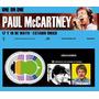 Entradas Paul Mccartney -campo Cabecera- 17 De Mayo-la Plata