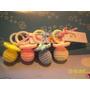Souvenirs Chupetes Tejidos Al Crochet Nacimiento Baby-shower