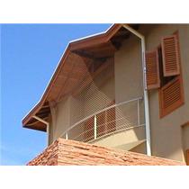 Kit De Instalacion Red Ventanas. Redes Proteccion Balcones