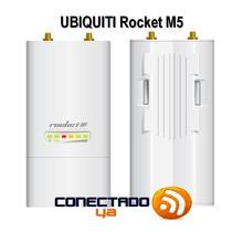 Ubiquiti Rocket M5 5.8ghz Enlaces Ptp Mimo 2x2 Ap