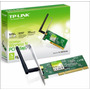 Placa Pci Wifi Tp Link Tl Wn751nd Increible Potencia 150mbp
