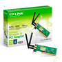 Placa De Red Wifi Pci Tp Link Tl-wn851nd 300 Mbps Mimo 2 Ant