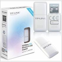 Red Usb Mini Wi Fi Portatil Tp Link Tl-wn723n 150n Portatil