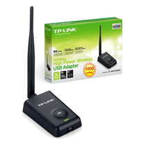Placa De Red Usb Tplink Tl-wn7200nd 150mbps +antena Wireless