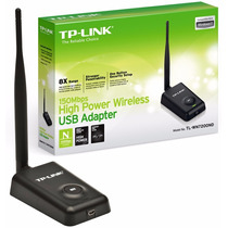 Adaptador Usb Inalambrico Tp-link Tl-wn7200nd 150mb Wifi Red
