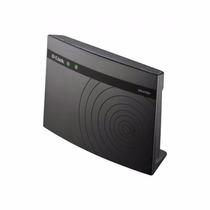 Router Inalambrico D-link Dir-610n+ Wifi 4 Puertos Garantia