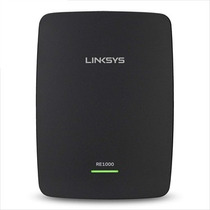 Repetidor Amplificador Señal Wifi N300 Linksys Re1000 Cisco