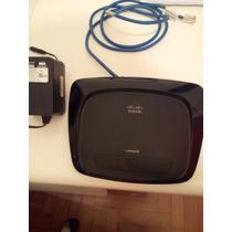 Wifi Wireless Router Cisco Linksys Wrt54g2