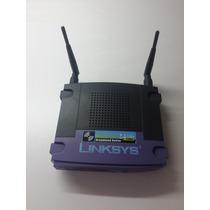 Router Wireless Linksys Wrt54g. Funcioando Perfectamente!