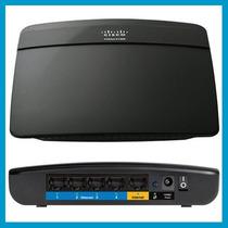 Router Wifi Linksys Cisco E1200 802.11n 300mbps ¡centro!