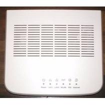 Modem Router Wifi Adsl Speedy Arnet Configurado - Zona Sur
