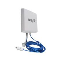 Antenta Repetidora Wifi Redes Libres Internet Gratis 5km