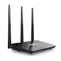 Router Wifi Amplificador 300mbps Triple Antena 5dbi Link Tp