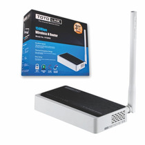 Router Inalambrico N Wifi 150 Mbps Toto Link Garantia
