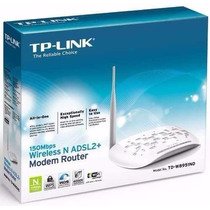 Tp Link Modem Router Wireless Td-8951nd