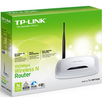 Router Wi Fi Tp Link Tl-wr740n Wireless 150mbps 2 Años Gtia