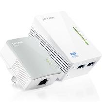 Extensor De Señal Wifi Tp-link Tl-wpa4220kit 300mb Powerline