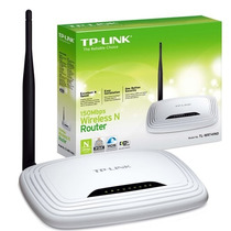 Router Inalambrico Tp-link Tl-wr741nd 150 Mbps