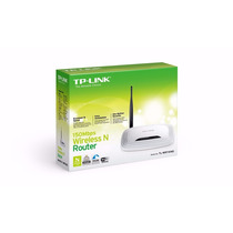 Router Wi Fi Tp Link Tl-wr741nd Wireless 150mbps