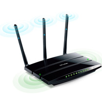 Modem Router Adsl2 Tp-link Td-w8980 D.band Gigabit 12 Cuotas