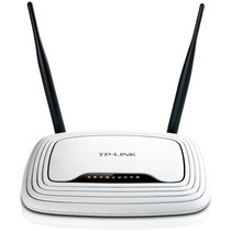 Router Inalambrico Tp-link 300mbps Modelo Tl-wr841n