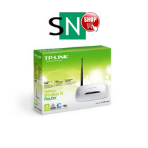 Router Inalambrico Wifi Tp-link Tl-wr740n 150mbps 2.4ghz