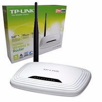 Router Tp-link Wr741nd Inalambrico Wi-fi 10/100