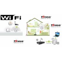 Repetidor Extensor Amplifica Señal Wifi 300mbps 7inova 2años