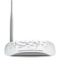 Repetidor Amplificador De Señal Wifi Tp-link Tl-wa701nd