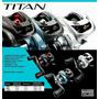 Reel Baitcasting Marine Sport Titan Gto 12000 Hi/hil