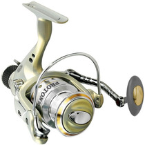 Reel Frontal Spinit Proton 40 6 Rulemanes Carrete Grafito