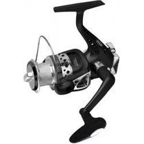 Reel Frontal Spinit Caribean 40 Con 3 Rulemanes + Carretel