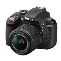 Camara Digital Nikon D3300 18-55 + Lente 70-300 O 55-200