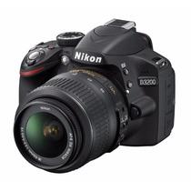 Nikon D3200 Nueva Con Garantia Tenela Hoy !!!!