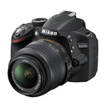 Nikon D3200 Kit 18-55 24 Mp + Sd 16gb + Envio Gratis