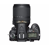 Nikon D7200 Kit 18-140 Vr (24.2 Mp Iso 25600 Wifimic Gtia Ro