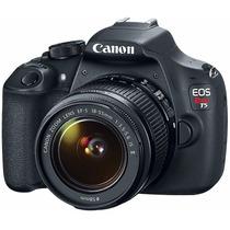 Camara Reflex Canon T5i 18-55 Mm Is Nueva Imperdible