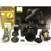 Cámara Nikon D7000 + 35mm F1.8g (12200 Disparos)